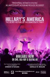 Former York County Action Board Member Monica Seitz worked with a dedicated team of fellow conservative Christians to show the Dinesh D'Souza movie, Hillary's America, during the weeks leading up to the Nov. 8 election.